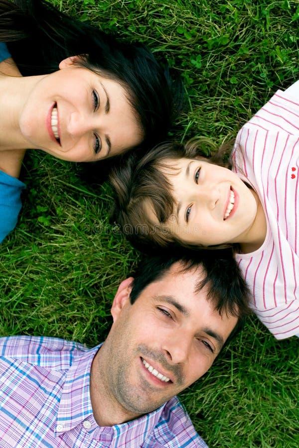 семья дочи стоковые изображения