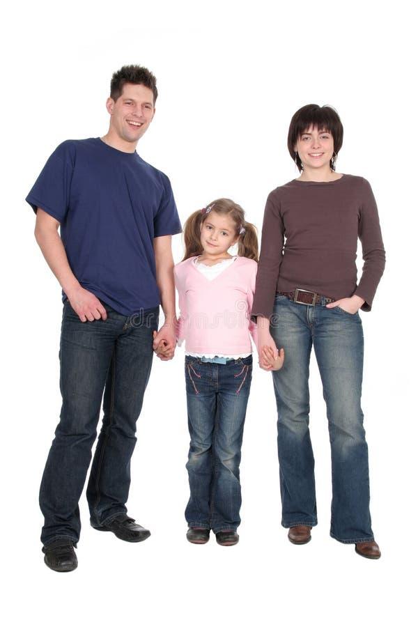 семья дочи стоковая фотография