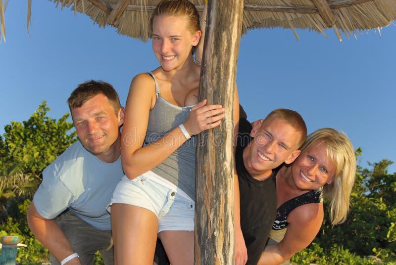 семья Кубы стоковые изображения rf