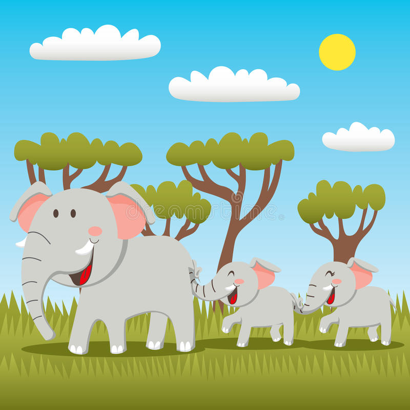 постоянно картинки мультяшных слонов семья установки штор