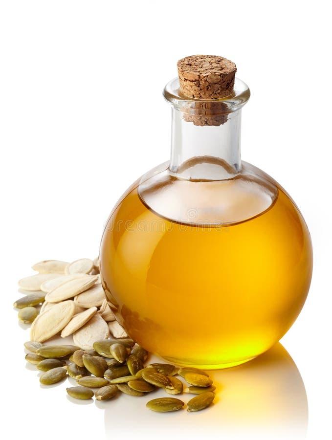 семя тыквы масла стоковые фотографии rf