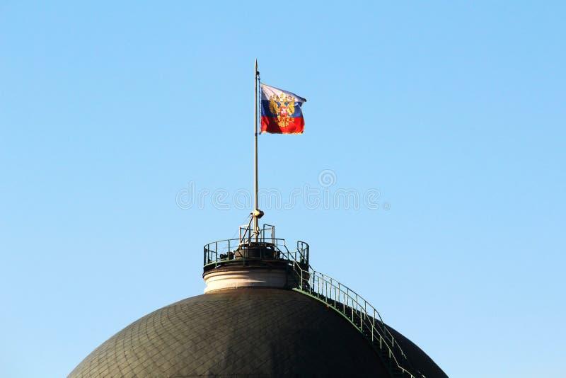 Сенат Кремля, Москва стоковые изображения rf