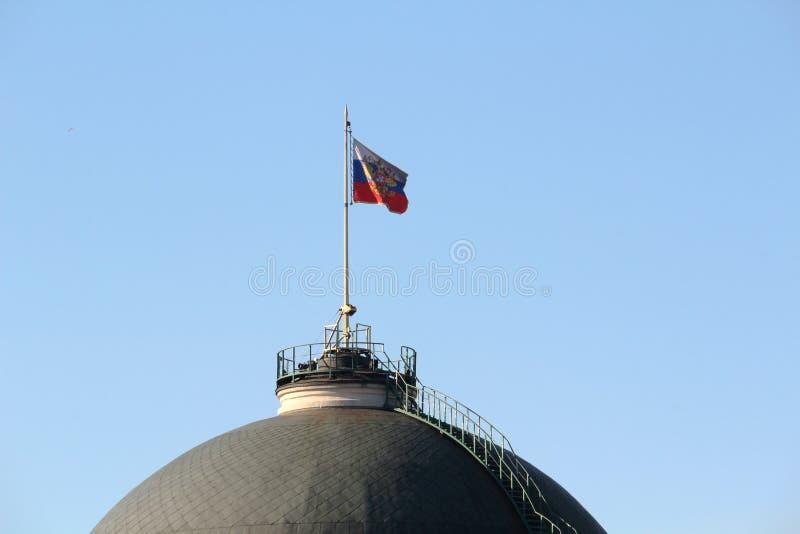 Сенат Кремля, Москва стоковая фотография rf