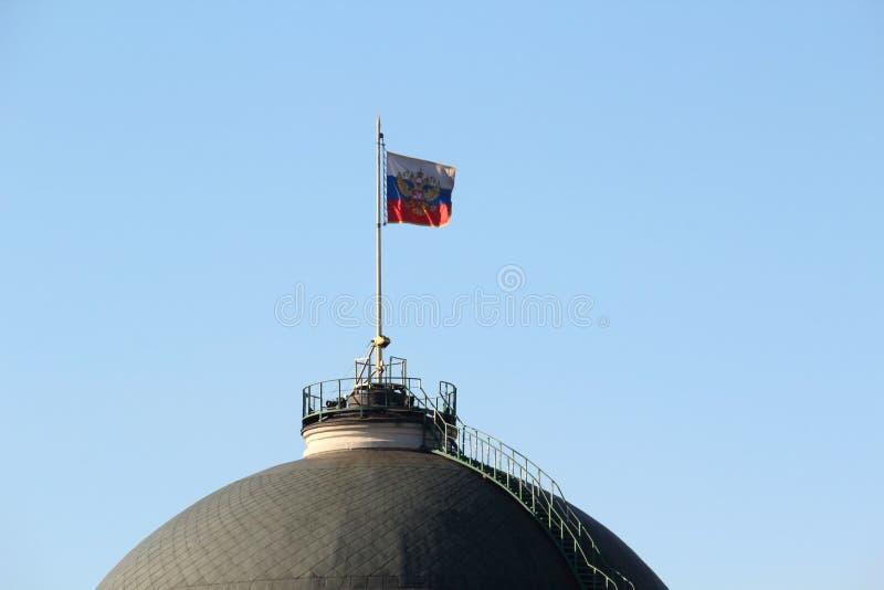 Сенат Кремля, Москва стоковые изображения