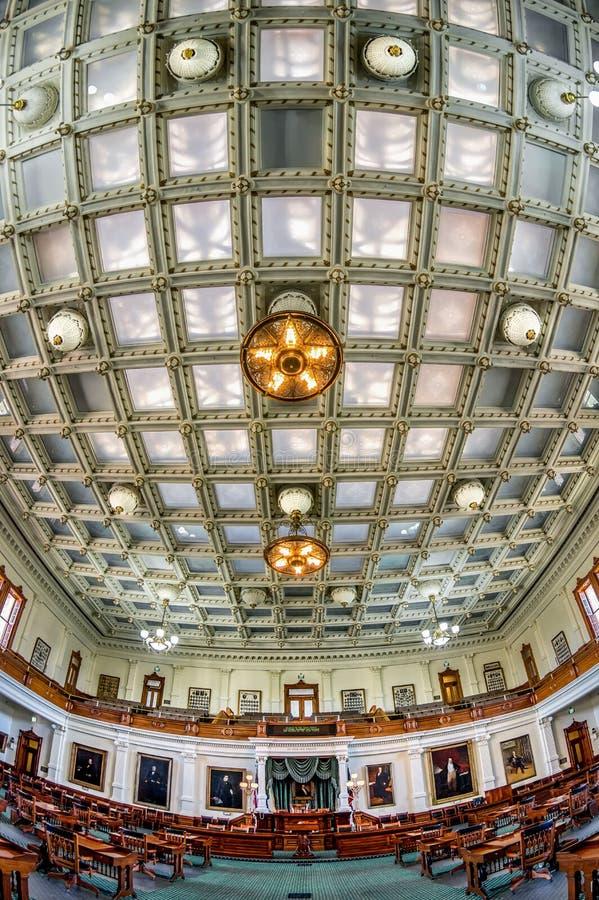 Сенат штата TX стоковые фотографии rf