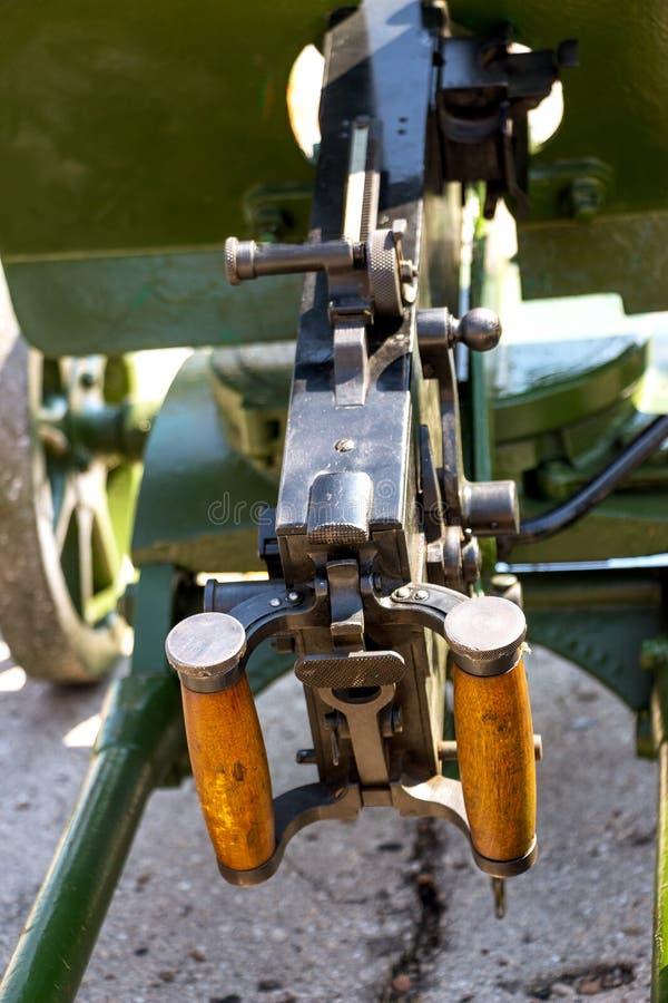 Сентенция системы пулемета стоковая фотография rf