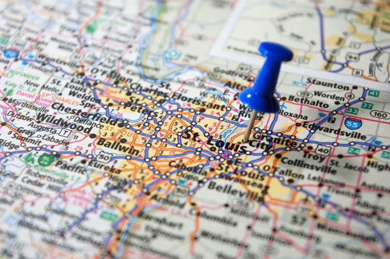Сент-Луис, Миссури стоковое фото