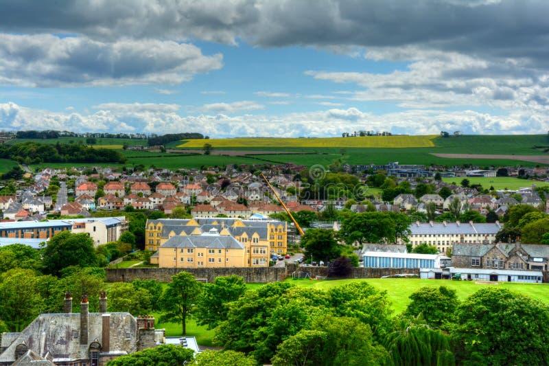 Сент-Эндрюс, Шотландия стоковая фотография