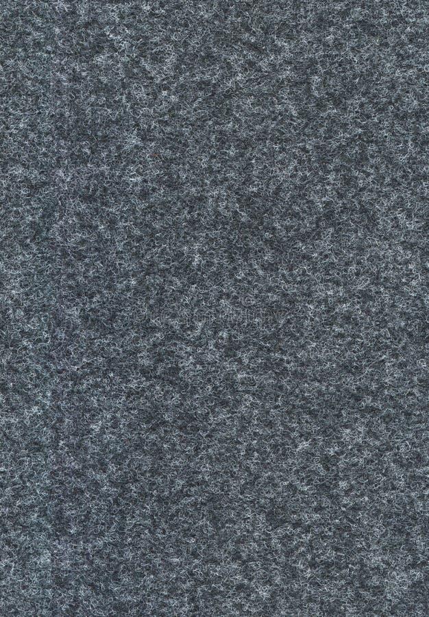 Серая безшовная текстура войлока стоковое фото rf