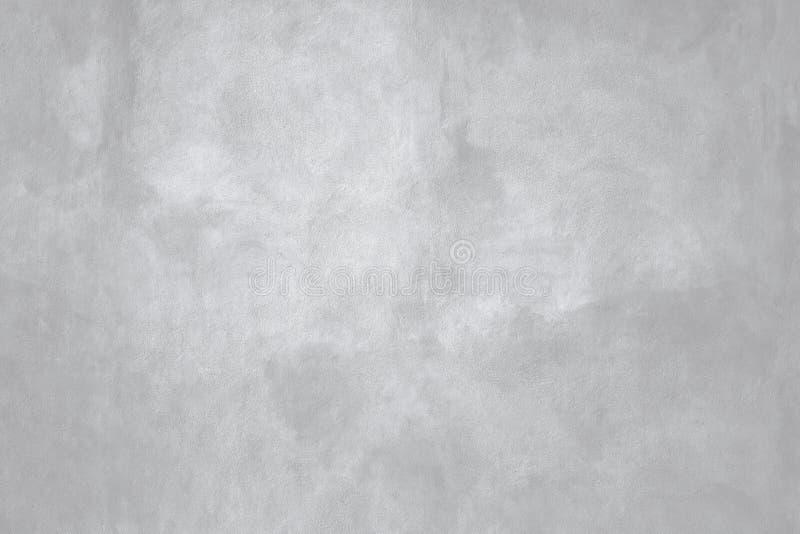Серая бетонная стена с grunge для абстрактной предпосылки бесплатная иллюстрация