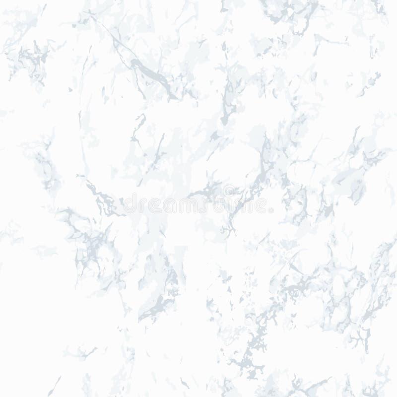 Серая мраморная текстура картина безшовная иллюстрация вектора