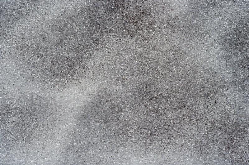 Серая предпосылка снежка стоковое изображение