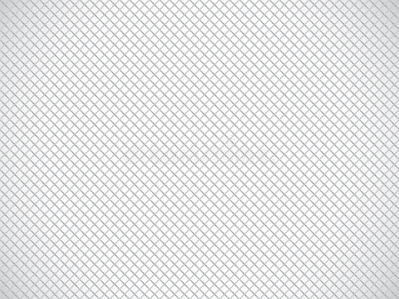 серая сетка иллюстрация вектора