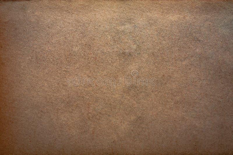 Серая старая бумажная предпосылка текстуры стоковые фотографии rf