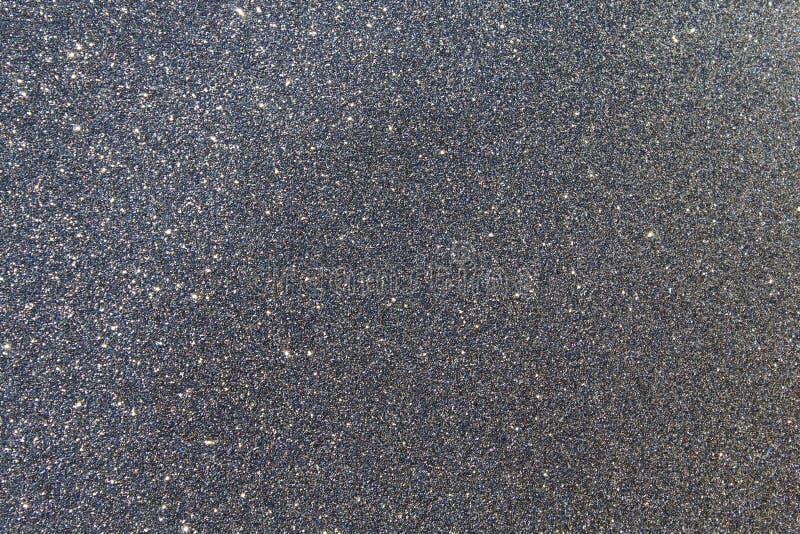 Серая glittery предпосылка стоковое изображение rf