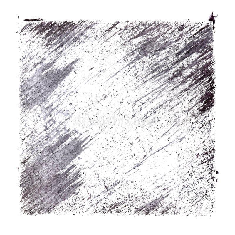 Серая stenciled абстрактная предпосылка иллюстрация штока