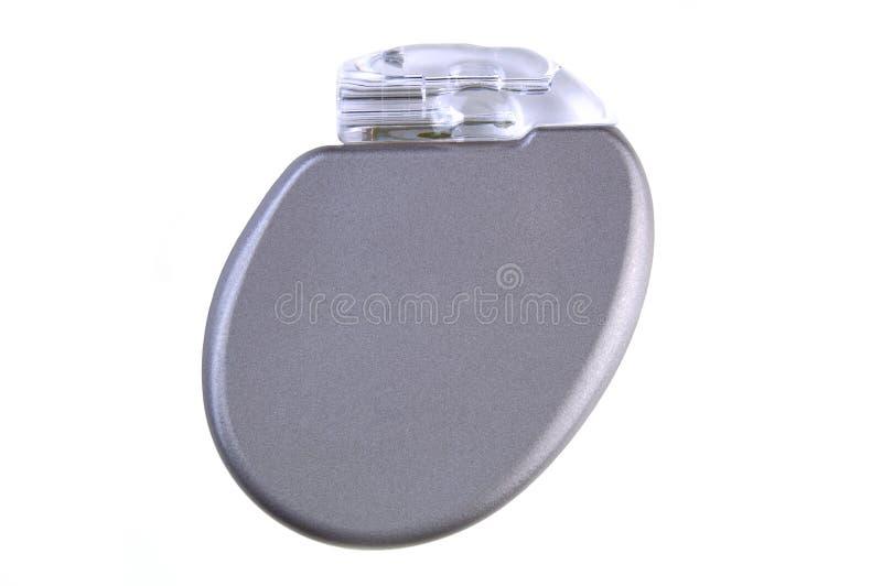 сердечный дефибриллятор стоковое изображение rf