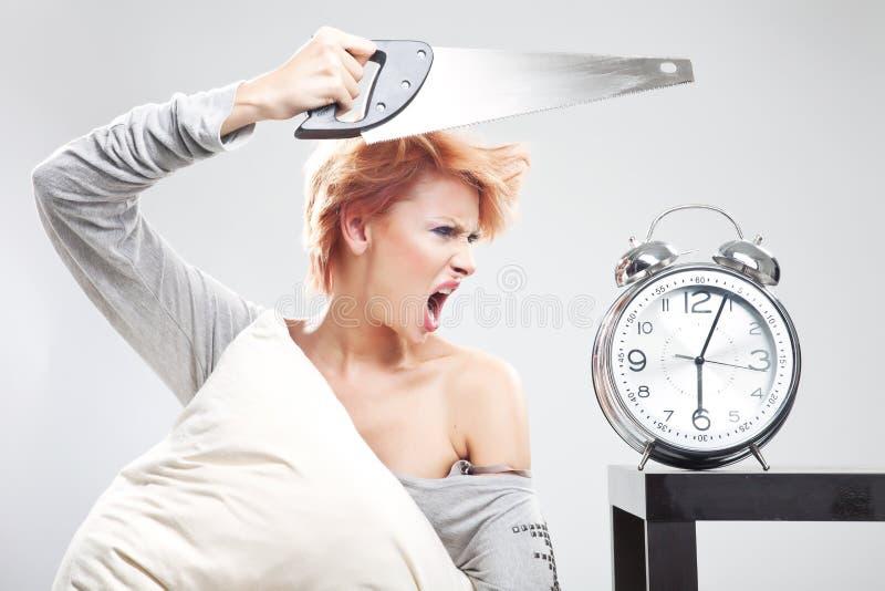сердитая женщина стоковые изображения rf
