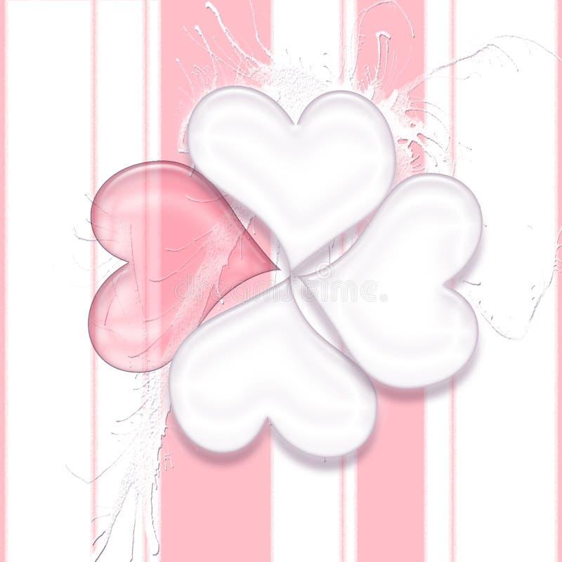 сердца цветка стоковые изображения