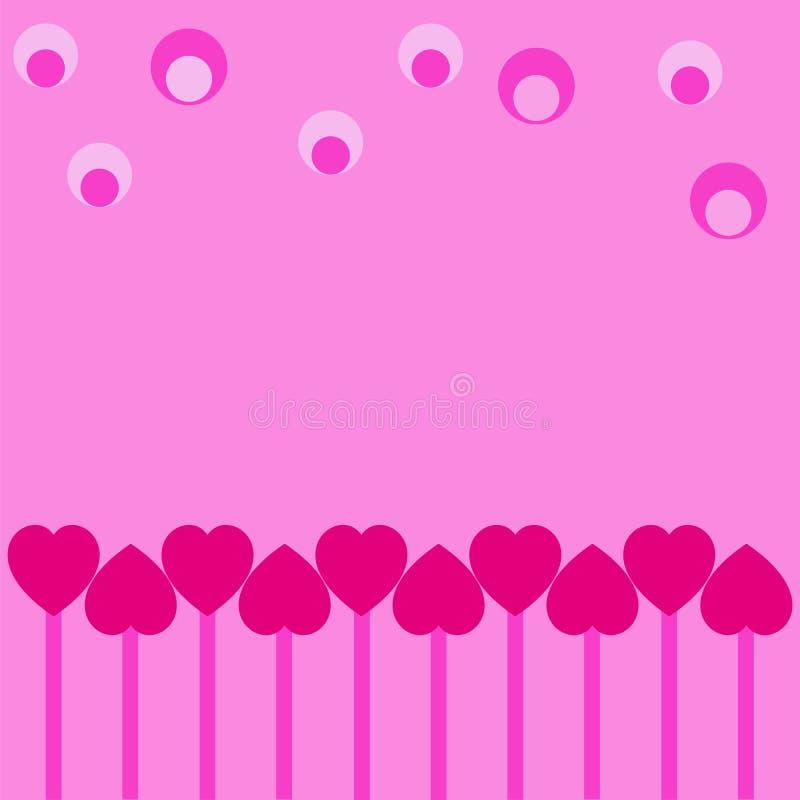 сердца шариков стоковые изображения rf