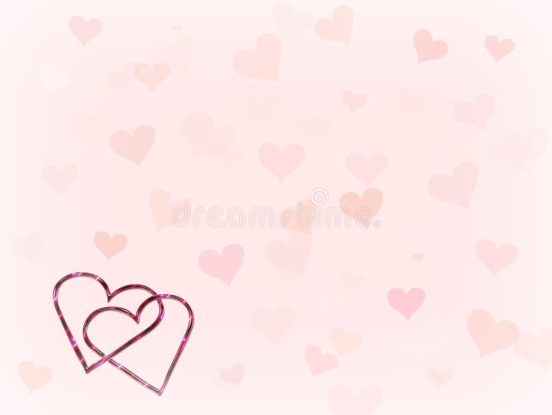 сердца иллюстрация штока