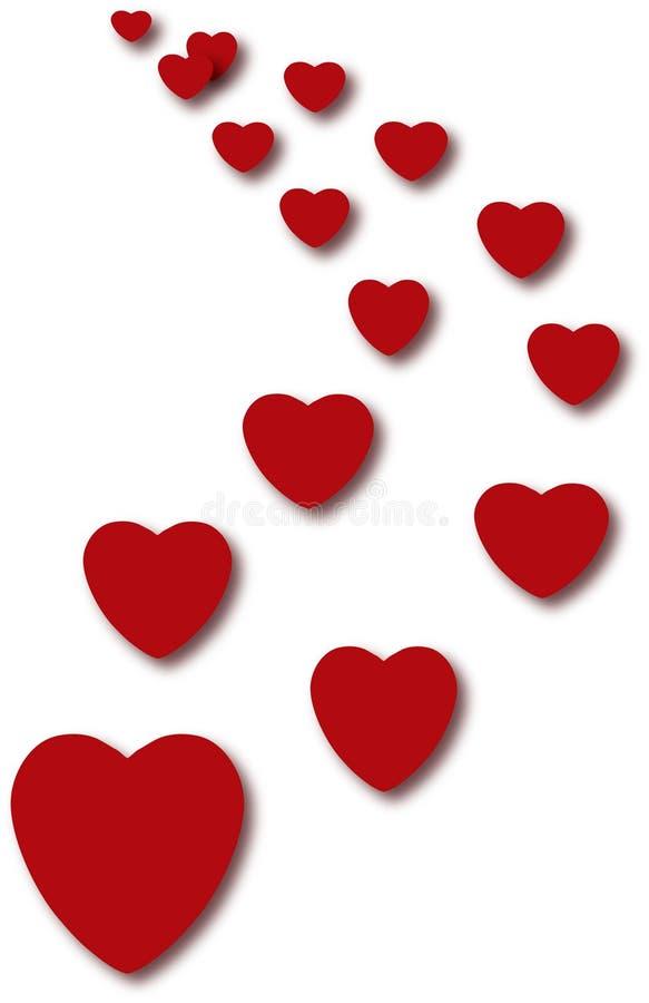 Download сердца иллюстрация штока. иллюстрации насчитывающей любовник - 478637