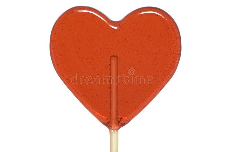 сердце конфеты сформировало стоковые фотографии rf