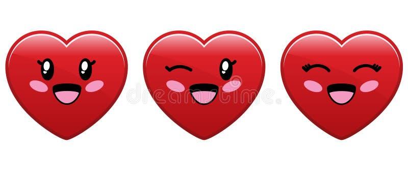 сердце характера милое бесплатная иллюстрация