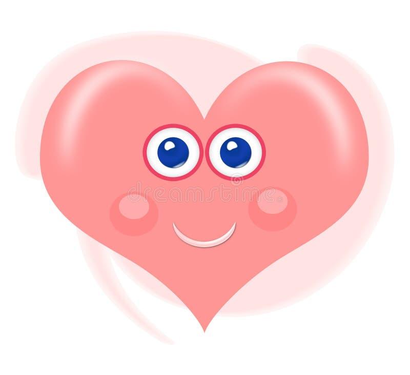 сердце шаржа бесплатная иллюстрация