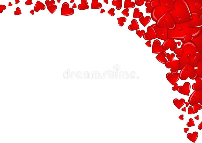 сердце 2 кадров стоковое фото