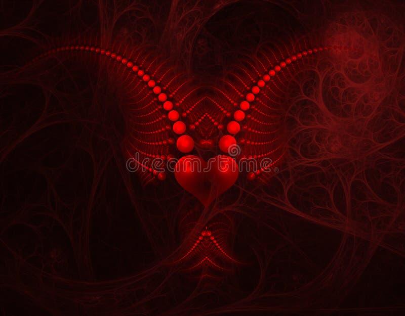 сердце s дьявола стоковые изображения