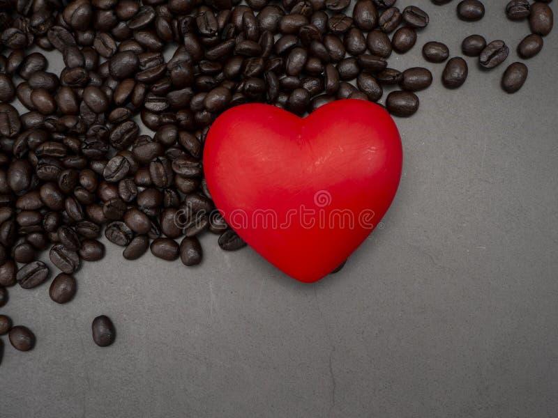 Сердце valentine' любов; предпосылка знамени дня s стоковые изображения