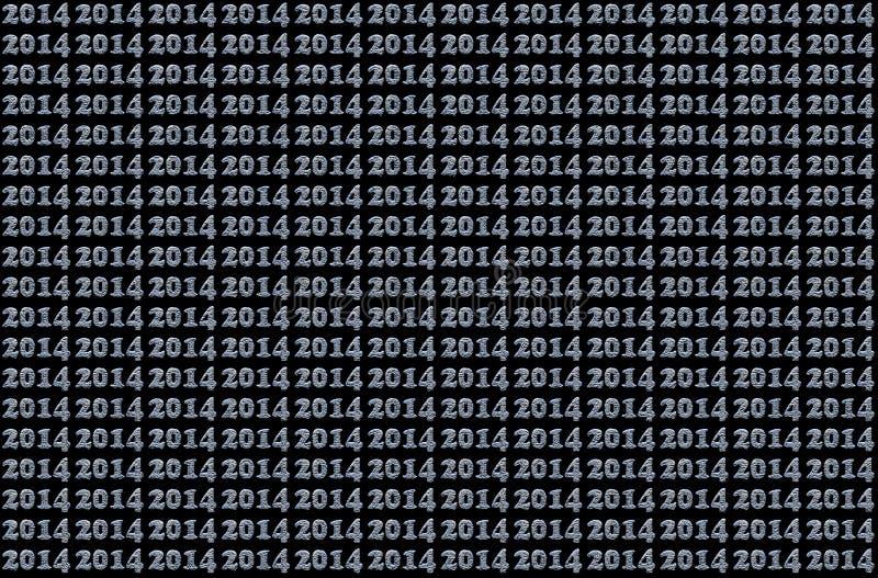 Download серебряная картина 2014 иллюстрация штока. иллюстрации насчитывающей мотивы - 33726913