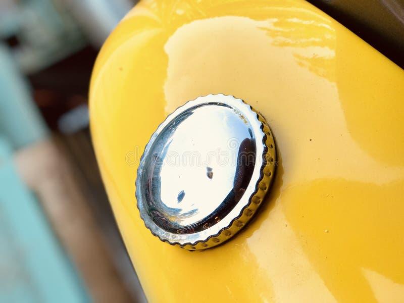Серебряная крышка стоковые фотографии rf