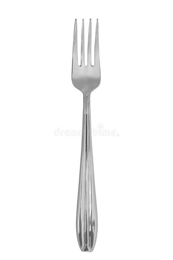 серебр вилки стоковая фотография