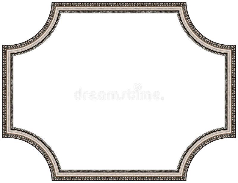 серебр изображения рамки стоковая фотография