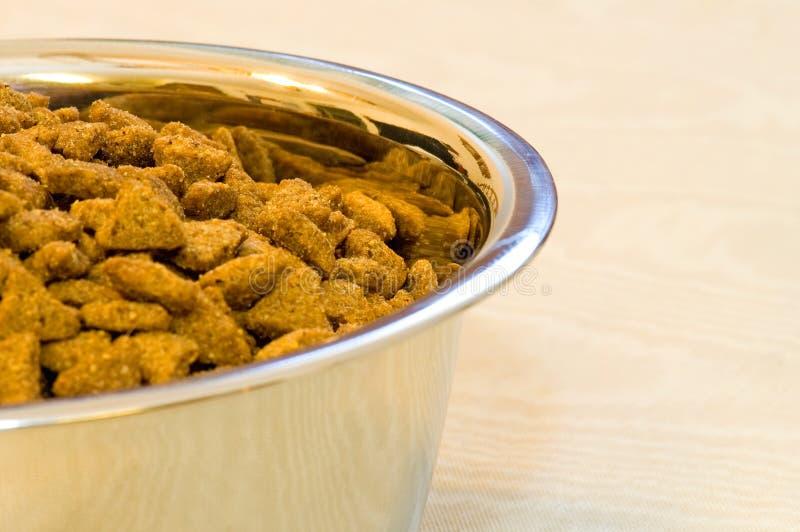 серебр кошачьей еды шара стоковое фото rf