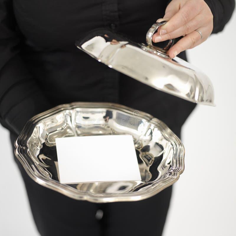 серебр плиты стоковые фото