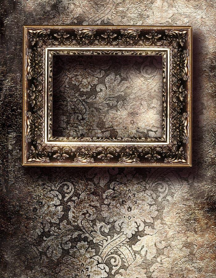 серебр предпосылки стоковое изображение rf
