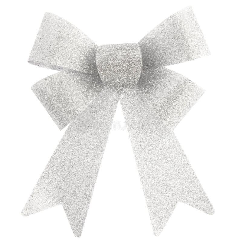 серебр смычка стоковое изображение