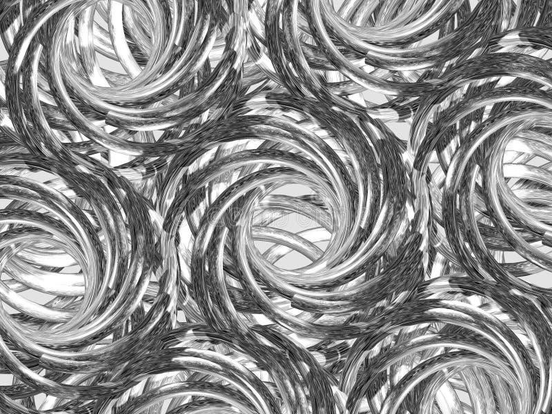 серебр узлов бесплатная иллюстрация