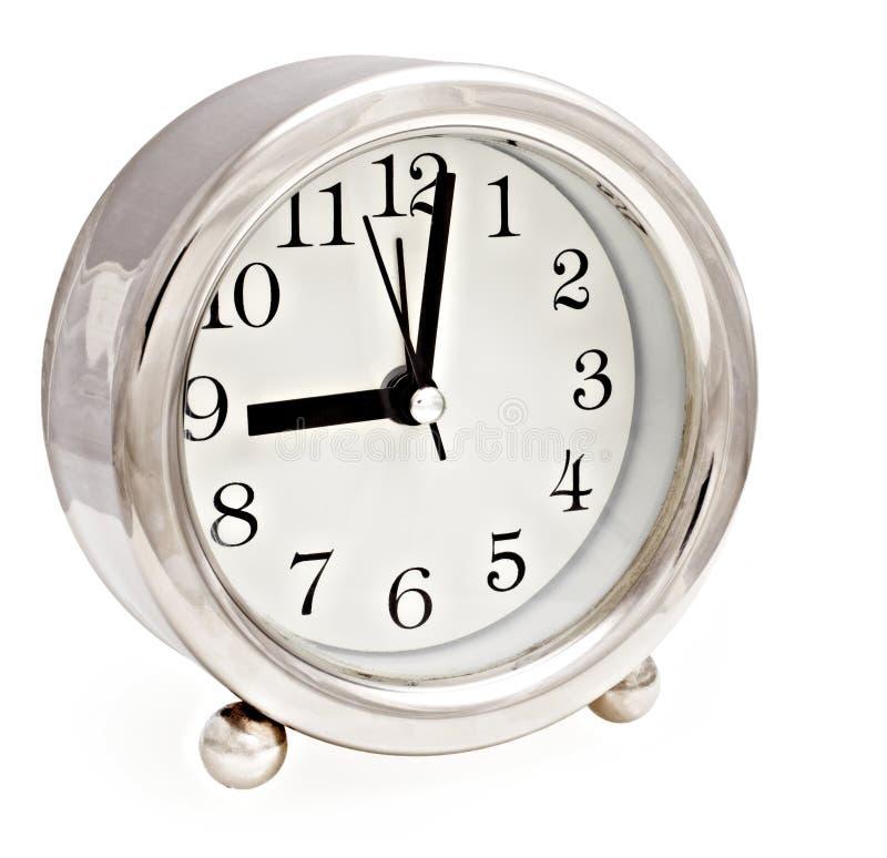 серебр часов стоковые изображения rf