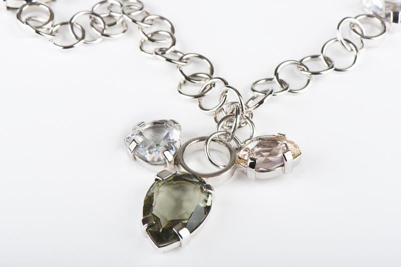 серебр chaplet стоковые изображения rf