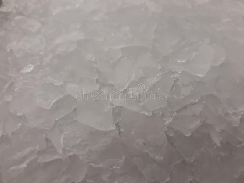 Серии кубов льда, текстура предпосылки стоковые фотографии rf