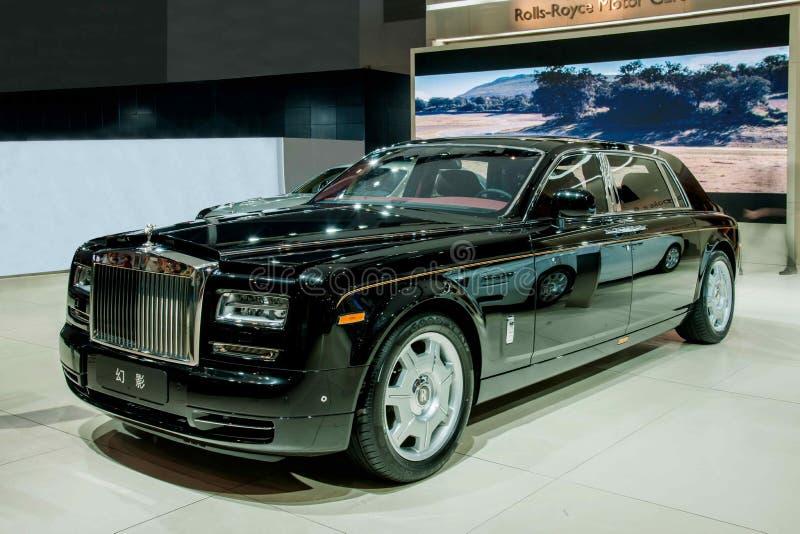 Серия автомобиля Rolls Royce стоковые изображения rf