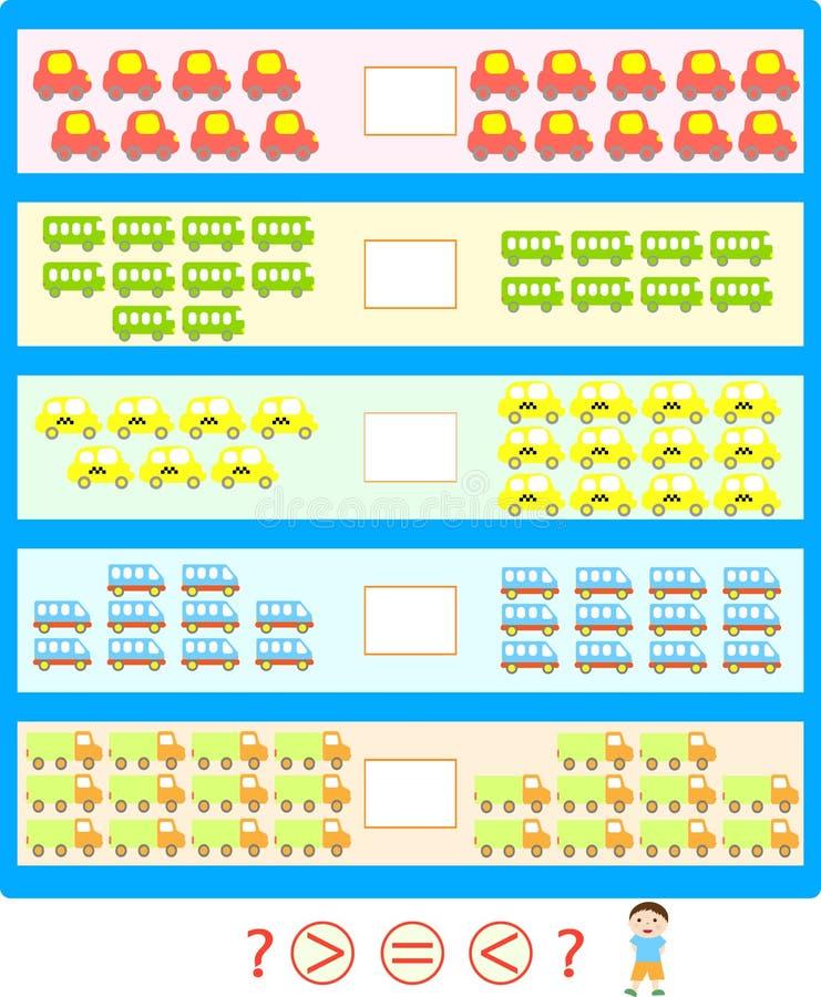 серия головоломки голубой игры серая иллюстрация вектора
