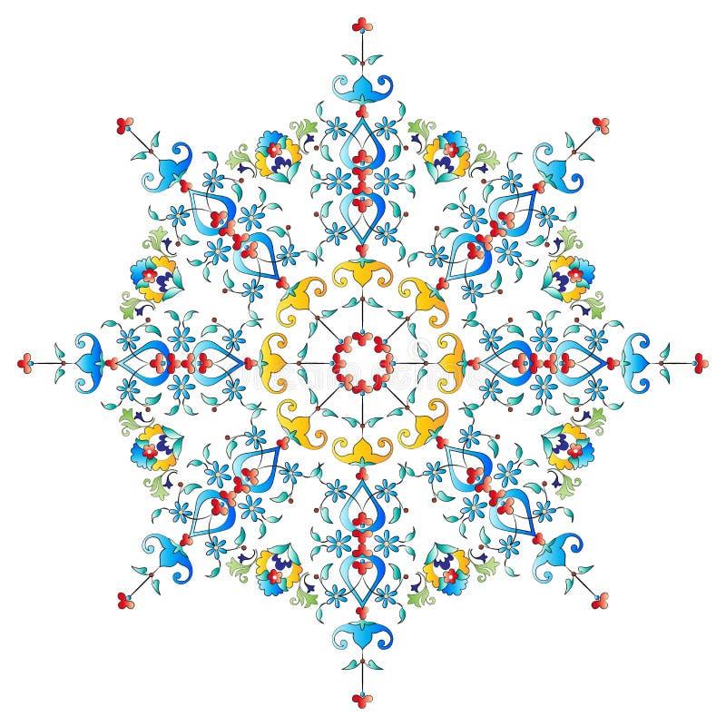 Download Серия дизайна мотивов тахты с пятьдесят двумя Иллюстрация вектора - иллюстрации насчитывающей исламско, классическо: 41656504