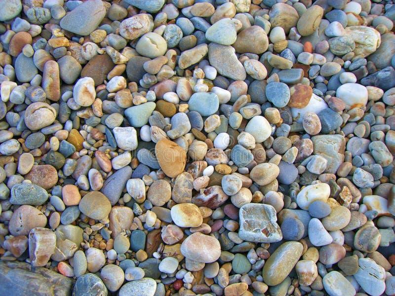 Серия камней здесь стоковое изображение rf