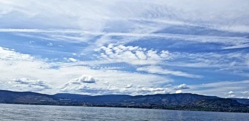 Серия 2 облаков стоковое фото rf