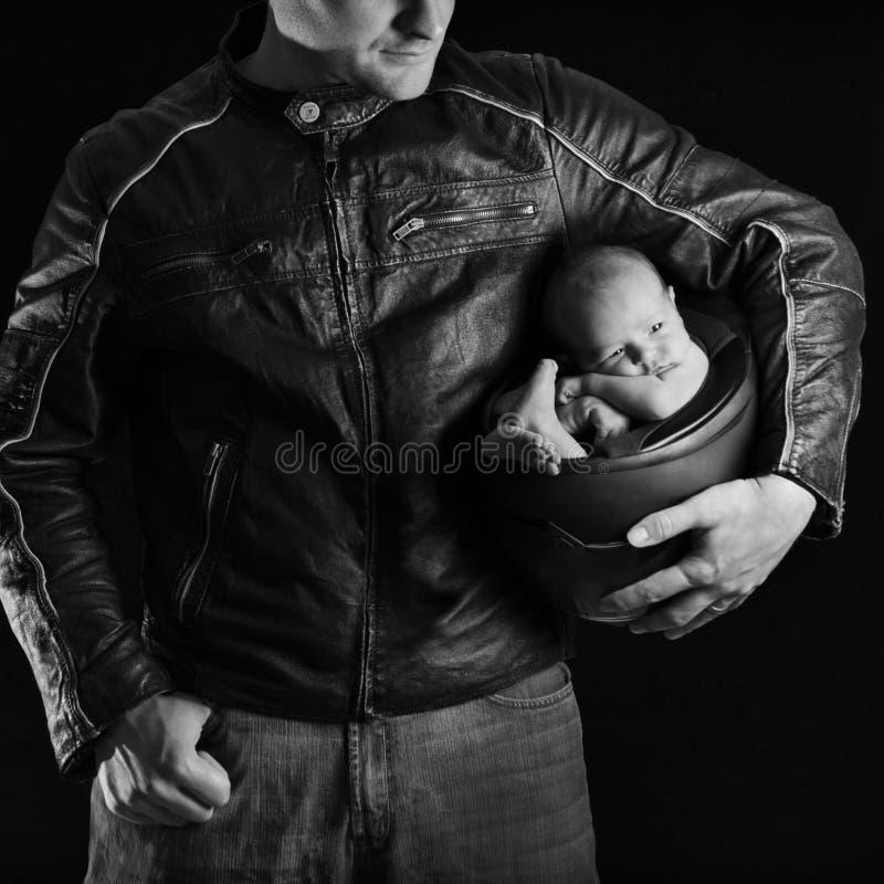 Серия отца и сына стоковая фотография rf